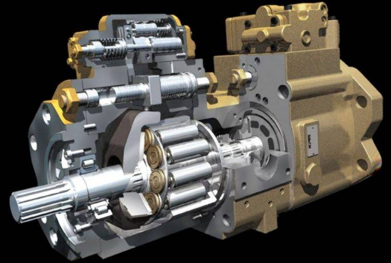 Variable vs. Fixed Displacement Hydraulic Pumps
