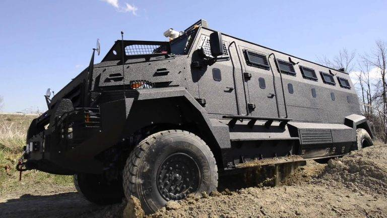 5 Traits That Add To The Security Of Armored Vehicles