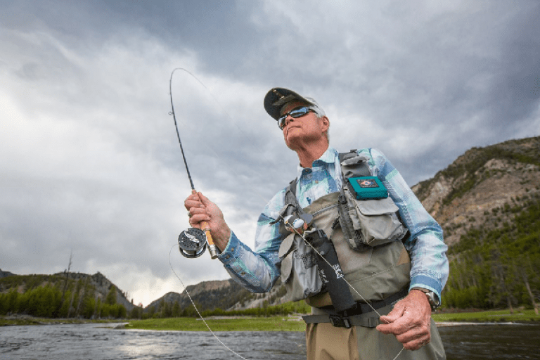 How Fly Fishing Calms the Mind and Body