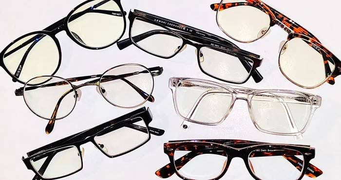 Designer eyeglasses for women