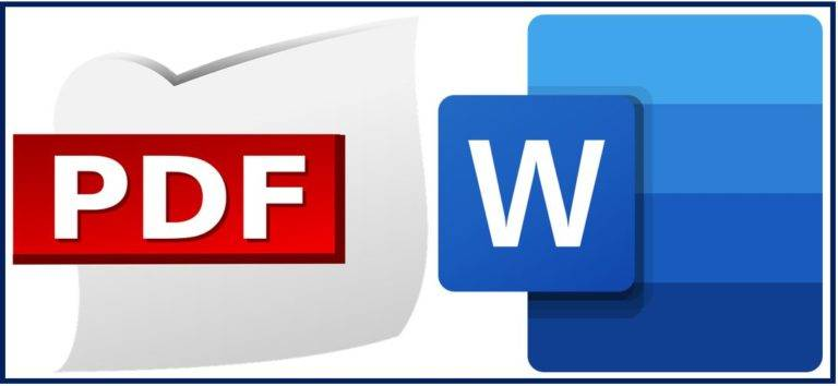 Understanding The Major Difference Between A PDF And Word File
