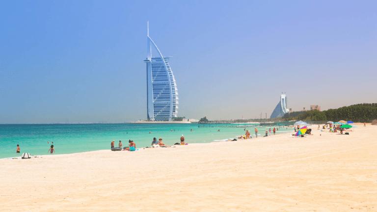 Explore the Enthralling Beaches in Dubai