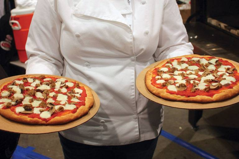 What you should know before opening a pizza place.