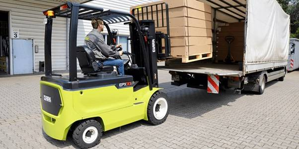 How An Electric Forklift Will Benefit Your Operation