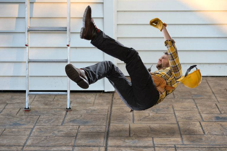 Sustaining a Slip and Fall Injury: Should You Lawyer Up?