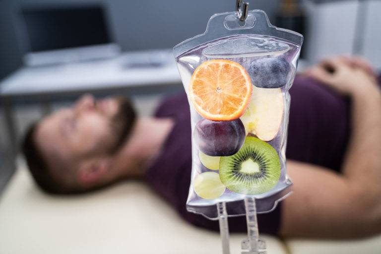 How IV Therapy Helps Athletes Recover Fast