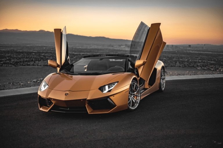 Choosing the Right Company for Renting a Luxury Car