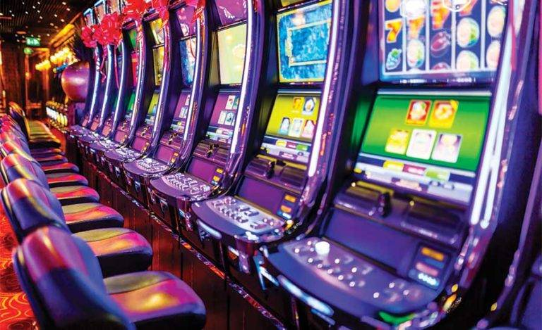 A Guide to Slot machines